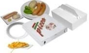 Papírové obaly a nádobí