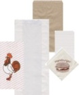 Papírové sáčky,  tašky a pytle