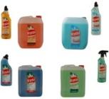 Čistící a sanitární prostředky