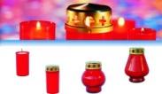 Svíčky hřbitovní