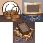 Dárkové krabice a koše