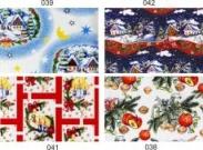 Dárkový papír vánoční