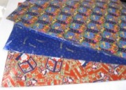 Dárkový papír a metalíza