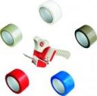 Lepící pásky - standartní (PP,  PVC)