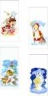 PP sáčky na vánoce,  velikonoce...