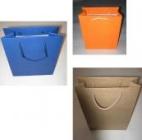 Dárkové tašky z papíru - jednobarevné