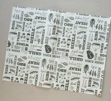 Nepromastitelný papír GRILL 30x40cm