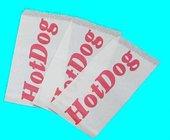 Sáček na párek v rohlíku - HOTDOG 9x21cm