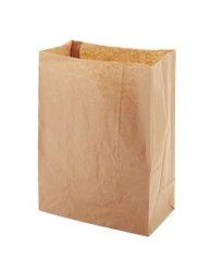 Papírový sáček hnědý EKO 32x20x34cm / skládané dno