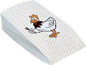 Sáčky na 1/2 grilované kuře (2-vrstvé) 10,5+5,5 x 24 cm / 71522