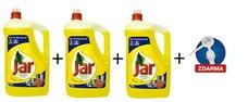 Jar Professional prostředek na nádobí  Citron 5 L + pumpička / balení 3 ks