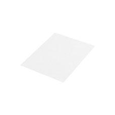 Papírový přířez, nepromastitelný  37,5 x 50 cm (1/4) / 90037