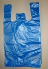 "HDPE taška blok. č. 4 modrá 25+12x45cm/ 8mikr. ""Granitol"""