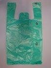 """HDPE taška blok. č. 10 - zelená """"Granitol"""" 30+18x54cm/11mikr. EXTRA pevná"""