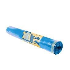 Pytel na odpad - modrý zatahovací  70x100cm/TYP 60 / 69701
