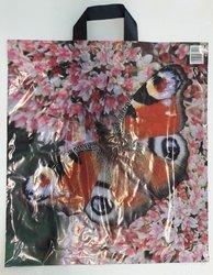 PE taška foto - MOTÝL 44x48cm