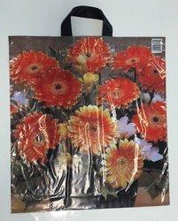 PE taška foto - GERBERA 44x48cm