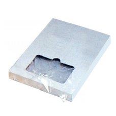 Přířez PP transparentní (1/16) 18 x 24 cm / 69018