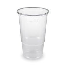 Kelímek na nápoje (PP) průhledný 500 ml / 73225