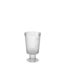 Kelímek krystal (tvrzený) na stopce  20/40 ml / 73114