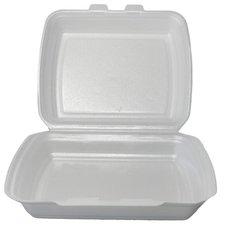 Menu box 1-dílný, XPS (125ks) 247x198x75mm