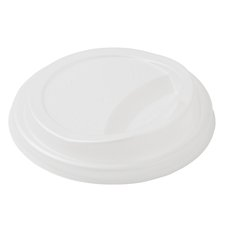 Víčko pro kelímek SWEET bílé CPLA / 180ml a 240ml / 182535