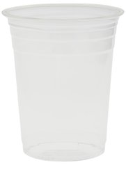 Kelímek na nápoje průhledný 470/400ml  (rPET)  / 188005
