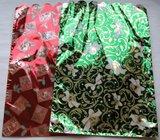 Dárkový sáček oboustranný vánoční 40x60cm