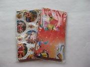 Dárková taška papír. vánoční - A 3 11x21cm