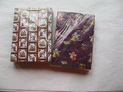 Dárková taška papír. vánoční - A 4 16x20cm