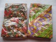 Dárková taška papír. vánoční - A 6 21x26cm